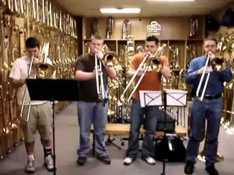 Rath Trombones / Dillon Music Quartet