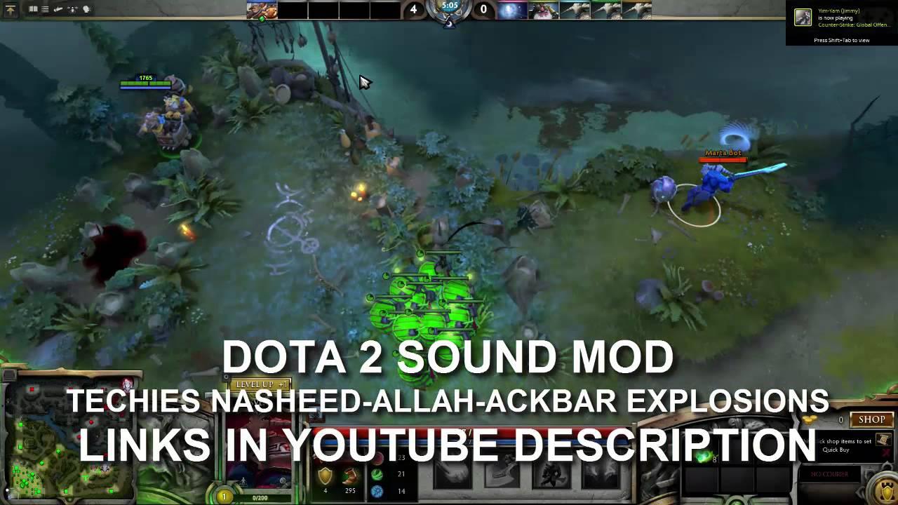 Dota sound pack free download