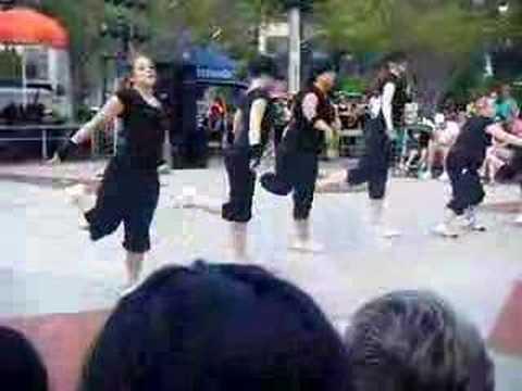 Dance Factory Low