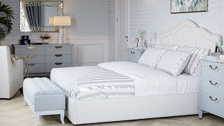 Bedroom Interior Design Ideas and Decoration / Home Decorating Ideas 2019