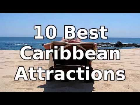 10 Great Caribbean Cruise Attractions