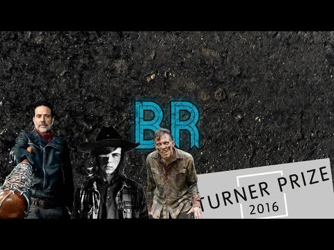 Black Ribbon's Ramble PODCAST - THE WALKING DEAD, TURNER PRIZE & MODERN ART + MORE!