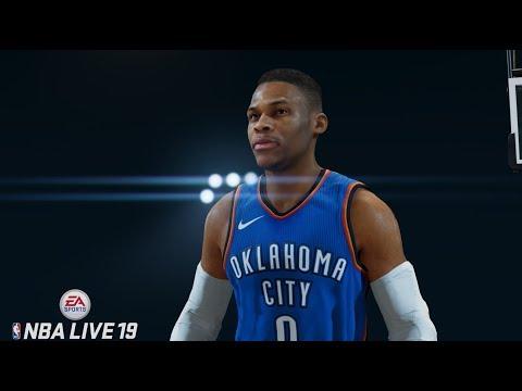 NBA Live 19: 4 MORE SCREEN SHOTS - Best NBA Live Graphics EVER | 4K Upscale