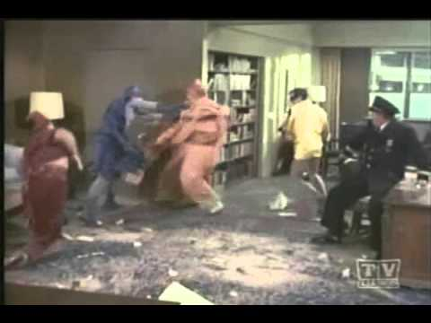 Batman (1966): Fight Scenes-Season 1 (Pt.2)