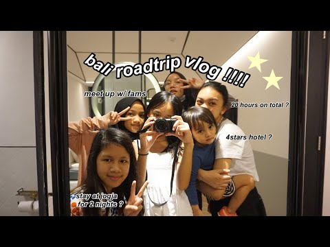 Bali Roadtirp Vlog eps.1 | Diary neo