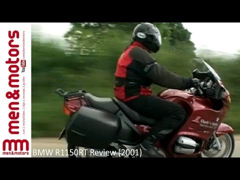 BMW R1150RT Review (2001)