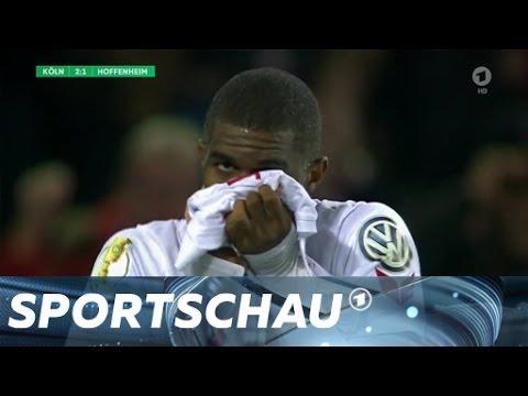 DFB-Pokal: Modeste erlöst den 1. FC Köln | Sportschau