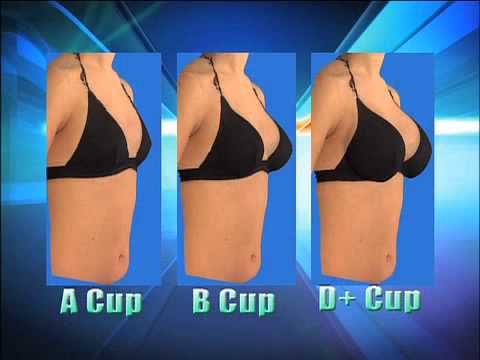 Breast implants a cup to full b