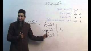 Arabi Grammar Lecture 16 Part 03   عربی  گرامر کلاسس