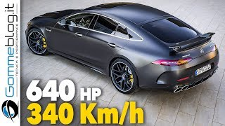 Mercedes‑AMG GT 63 S 4MATIC+ | BMW M8 Gran Coupe and Porsche Panamera Turbo S KILLER ?
