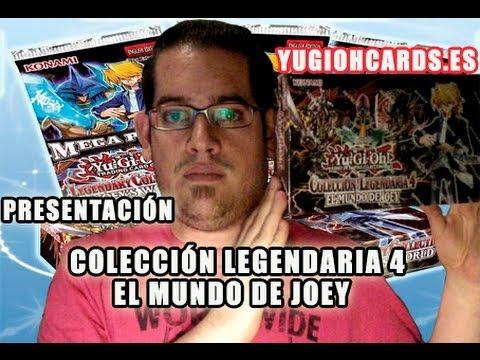 Presentaci n colecci n legendaria 4 el mundo de joey for Coleccion cuchillos el mundo