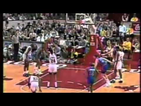 Bill Cartwright Free Throws
