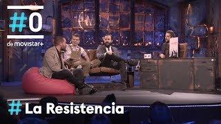 LA RESISTENCIA - Entrevista a Antonio Castelo, Iggy Rubín y Jorge Ponce | #LaResistencia 04.10.2018