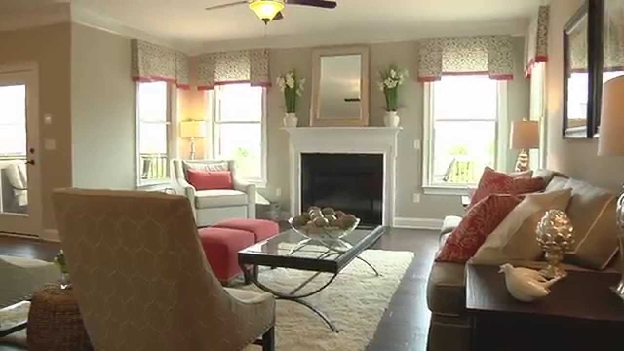 Raleigh nc new homes the charleston youtube for Modern homes raleigh durham