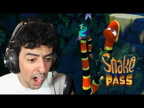 BREAKING THE LAWS OF PHYSICS | Snake Pass - Part 3