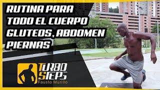 RUTINA  PARA TODO EL CUERPO ( G.A.P.)