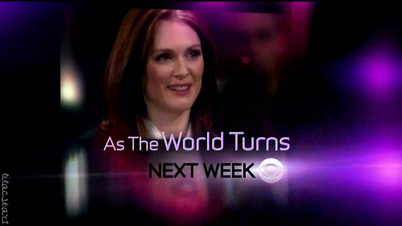 Julianne Moore As The World Turns Imgurl