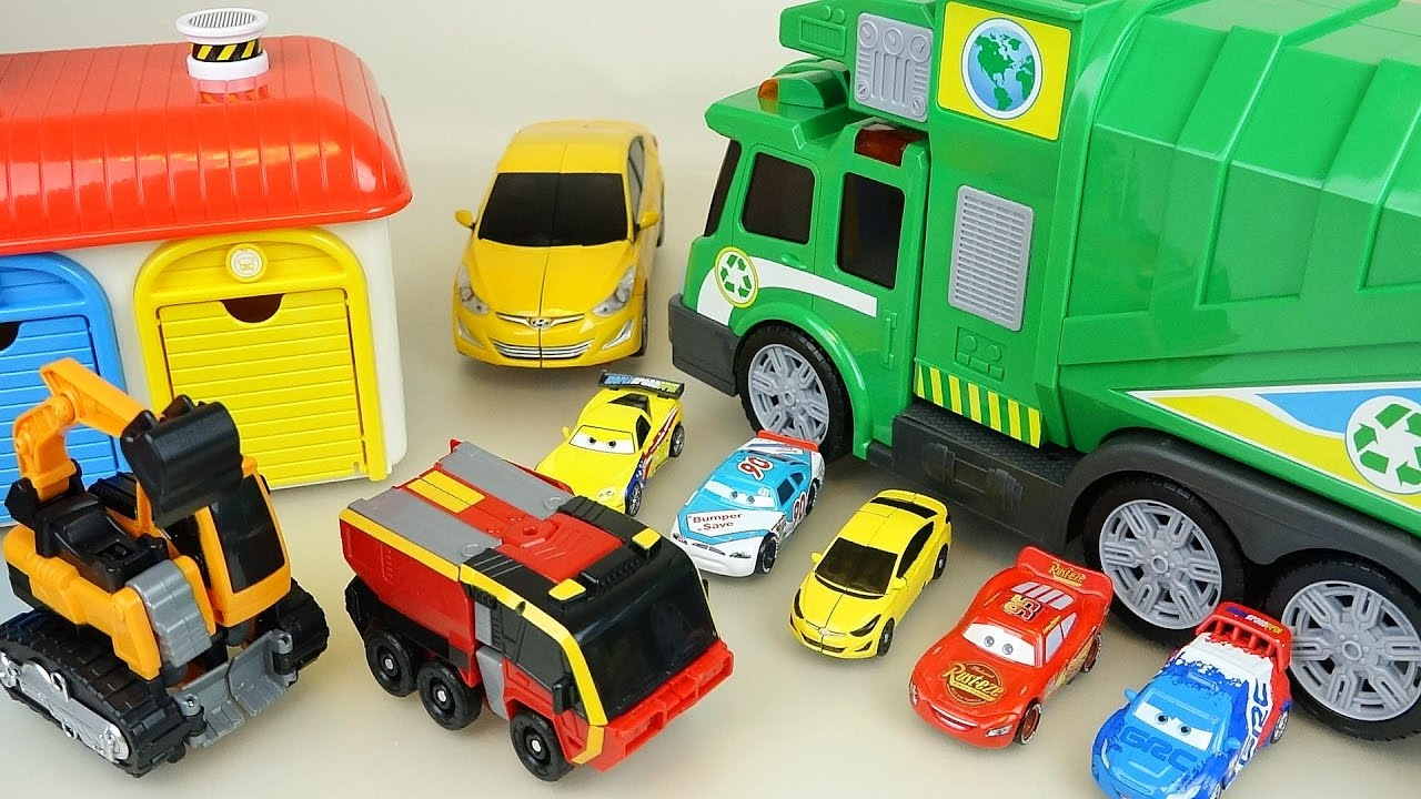 toy cars trucks truck play toys transformer
