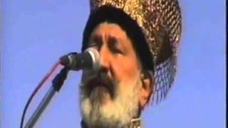 Hazrat Sayad Shah Mardan Shah Pir Sain Pagara  & Safar 2002 @ Dawat Waderoo Bux Ali Aradin @  Chao Muhnjo Punahal  Speech    & gave Zakar Hur Jamit Mehboob Ali Shaiek