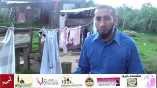Must Watch: Nouman Ali Khan takes you inside the home of a Mexican Muslim Family in Chiapas