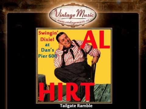 AL HIRT CD Vintage Jazz Swing. Swingin' Dixie At Dan's Pier 600 , Tiger Rag , Tailgate Ramble