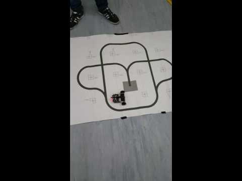 Asuro robot Matt arnold