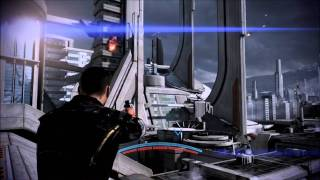 1st FULL HD MASS EFFECT 3 GAMEPLAY! ( The first 20 min of the game )