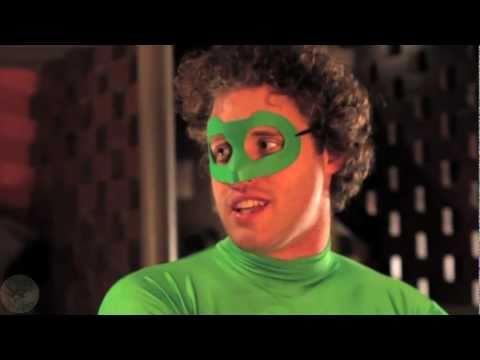 A Toast To Green Lantern