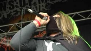 SCHARBOCK - SCHWARZER MANN Live @ Queens Of Metal 2009