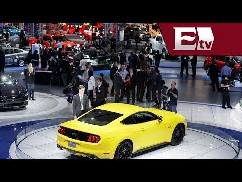 Auto Show Detroit 2014 ofrece las novedades del sector automotriz/ Hacker con Paul Lara