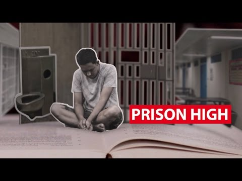 Prison High | It Figures | CNA Insider