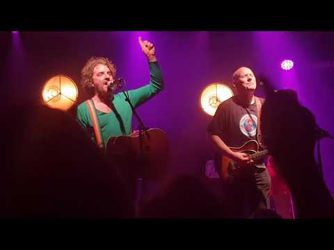 Ian Prowse & Amsterdam with Nasher - 'The Power Of Love', O2 Academy, Liverpool,  Sat 22/12/18