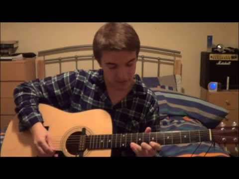 THE 4 CHORD MONSTER - Axis of Awesome extended acoustic cover by Ben Kelly