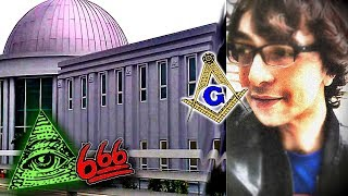 AKU PERGI ISTANA ILLUMINATI/FREEMASON | *CAUGHT FILMING* BANGUNAN FREEMASON (ILLUMINATI EXPOSED)