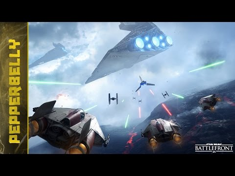 Star Wars Battlefront Beta - System Requirements, Flight Controls, 3P Perspective & More