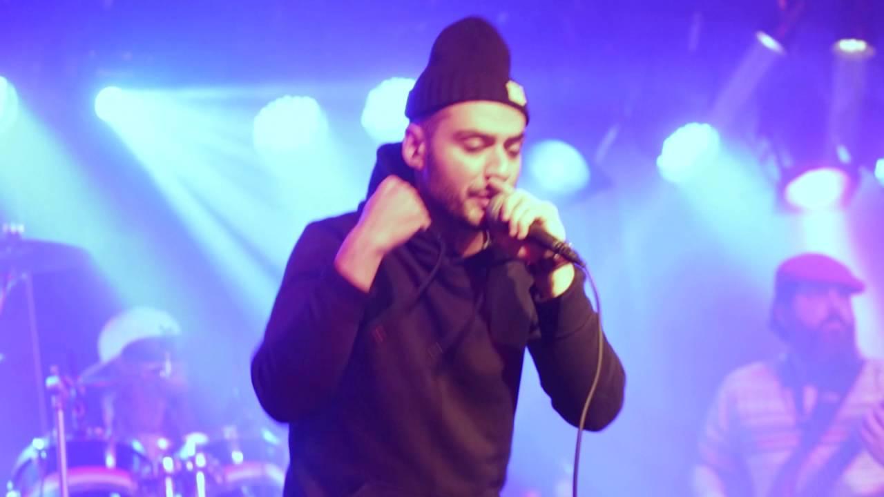 Parham live at Musikenshus 2014