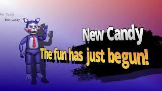 New Candy meme (FNAC memes)