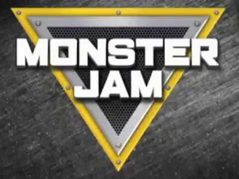 Monster Jam MTM2 2017 show 2 Anaheim