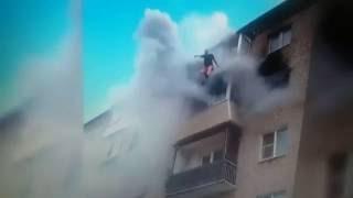видео Если возник пожар