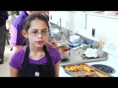 "Jr. Chef: Student Team #5- St Brigid Catholic School ""Savory Seven"""