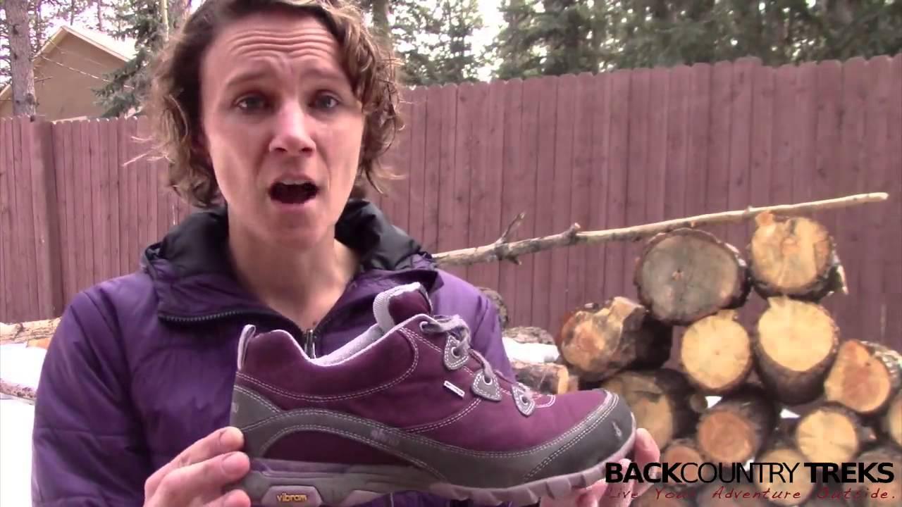 Ahnu Sugarpine Waterproof Shoes Are