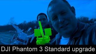 Installing the ARGtek-EXT1 range extender into DJI 3 Phantom Standard