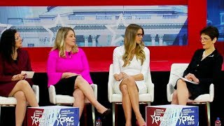 Conservative Woman Escorted Out of CPAC
