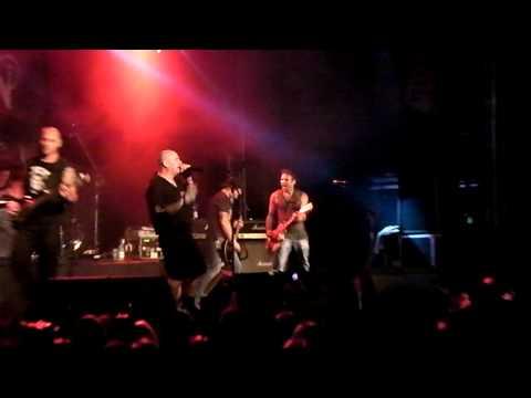 Action - Mindenki megdől (live @ Club 202 - 2012.10.30)