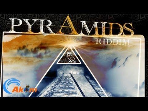 Instrumental/Version - Pyramids Riddim - May 2013