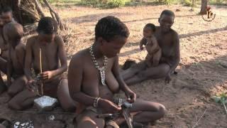 Namibia erleben / Teil 9 - Das lebende Museum der Ju/`Hoansi-San