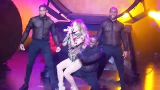 Quimbara (Celia Cruz) LIVE Jennifer Lopez 1-30-16 AXIS Planet Hollywood, Las Vegas