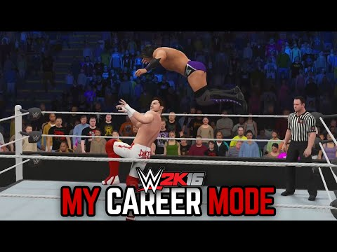 "WWE 2K16 My Career Mode - Ep. 172 - ""INFINITE REVERSALS PART 2!!"""