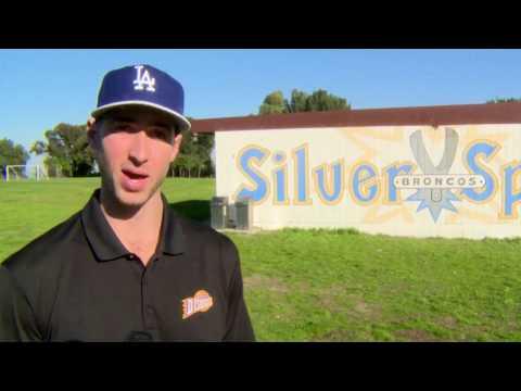 D-Fenders Visit Silver Spur Elementary School