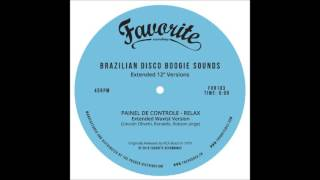 Painel De Controle - Relax [Extended Waxist Version]